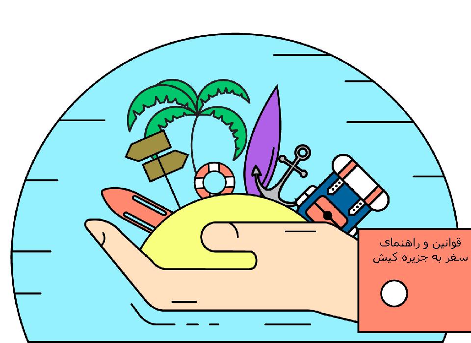 راهنمای سفر به کیش