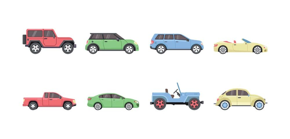 ماشین های کیش